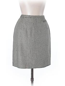 Burberry Silk Skirt Size 10