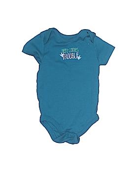 Kids Today Short Sleeve Onesie Size 12 mo