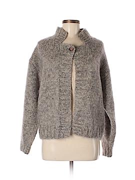Linda Allard Ellen Tracy Wool Cardigan Size M