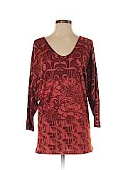Nally & Millie Women 3/4 Sleeve Blouse Size S