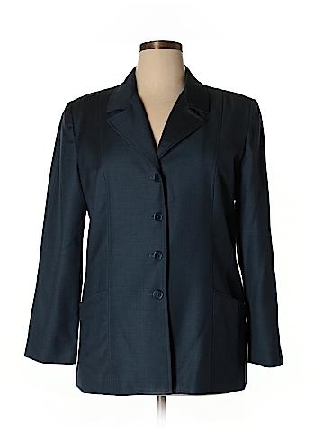 Burberry Wool Blazer Size 14