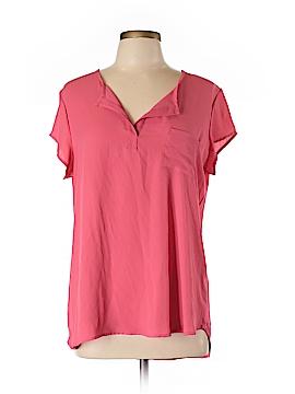 Bellatrix Short Sleeve Blouse Size L