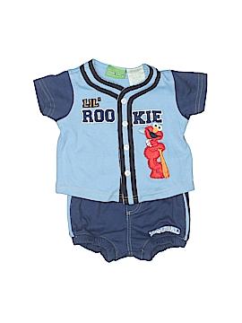 Sesame Street Short Sleeve Jersey Size 6-9 mo