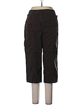 Jones New York Signature Cargo Pants Size 14