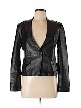 Victoria's Secret Faux Leather Jacket Size 6