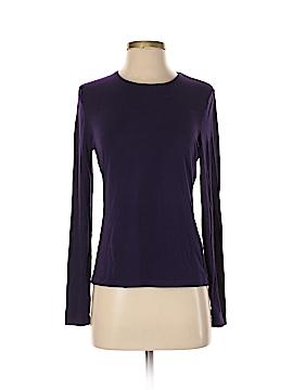 Jones New York Sport Long Sleeve T-Shirt Size S