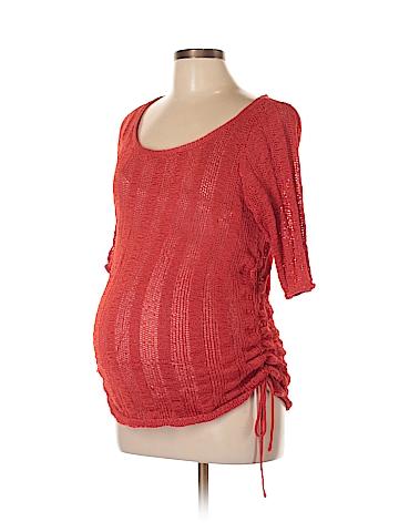 Press 3/4 Sleeve Top Size L (Maternity)