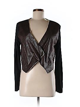 Love & Love Faux Leather Jacket Size L