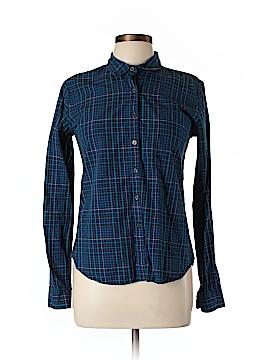 Steven Alan Long Sleeve Button-Down Shirt Size L