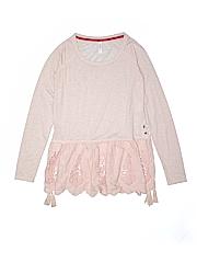 Xhilaration Women 3/4 Sleeve Top Size XS