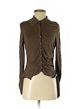 Essendi Long Sleeve Button-Down Shirt Size 2