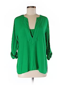 Escapada Long Sleeve Blouse Size M