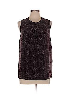 DKNY Sleeveless Silk Top Size 12