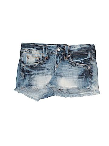 Rock Revival Denim Shorts 26 Waist