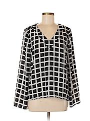 Eva Longoria Long Sleeve Blouse