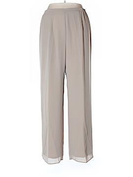 Dana Kay Dress Pants Size 14W