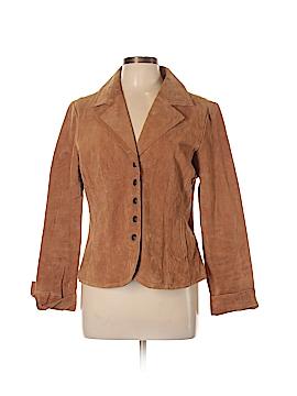 LAL Live A Little Leather Jacket Size L