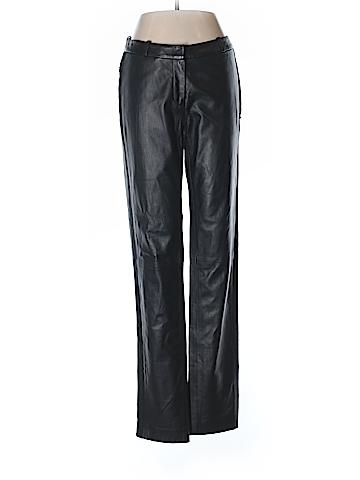 Etcetera Leather Pants Size 2