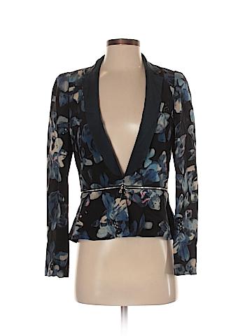 Rebecca Taylor Silk Blazer Size 4
