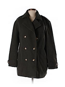 H&M Wool Coat Size 10