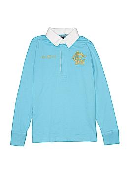 Ralph Lauren Long Sleeve Polo Size 8 - 10