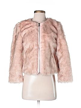 Express Faux Fur Jacket Size XS