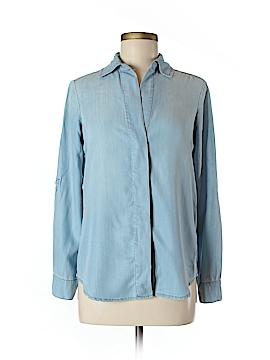 Sam Edelman Long Sleeve Button-Down Shirt Size XS