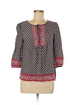 Marina Luna 3/4 Sleeve Blouse Size S