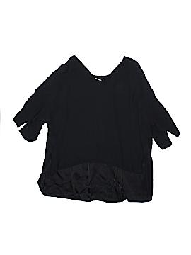 Studio M by Max Studio Short Sleeve Blouse Size XS