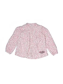 Kanz Long Sleeve Button-Down Shirt Size 6X