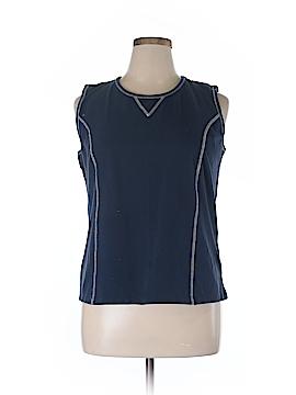 Sport Savvy Sleeveless Top Size L