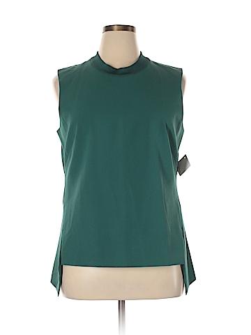 Halogen Sleeveless Blouse Size XL