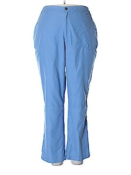 Liz & Me Casual Pants Size 18/20 (Plus)