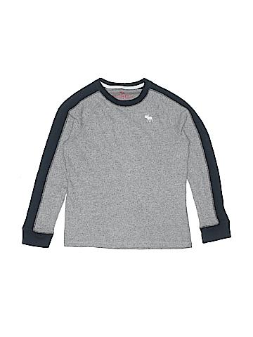 Abercrombie Long Sleeve T-Shirt Size 9 - 10