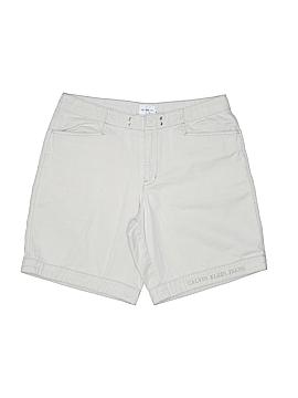 Calvin Klein Khaki Shorts Size 9