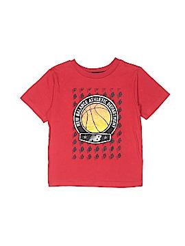 New Balance Short Sleeve T-Shirt Size 4
