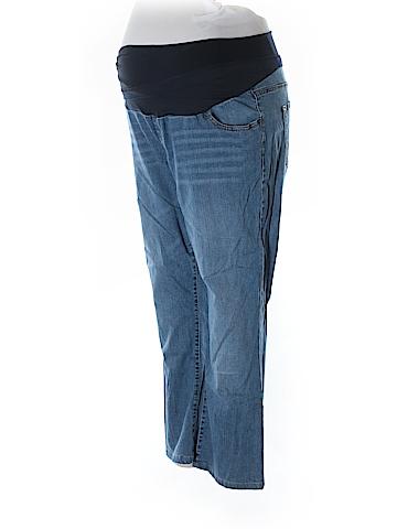 Liz Lange Maternity for Target Jeans Size 18 (Maternity)