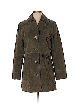 Relativity Leather Jacket Size S