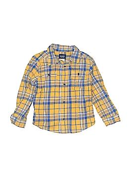 Carter's Long Sleeve Button-Down Shirt Size 24 mo