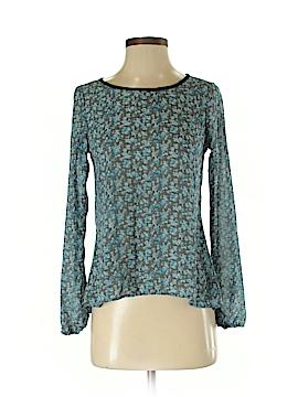 Eyelash Couture Long Sleeve Blouse Size XS