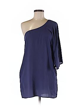 Solemio 3/4 Sleeve Blouse Size M
