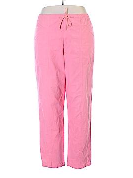 SunBay Cottons Casual Pants Size 22 (Plus)
