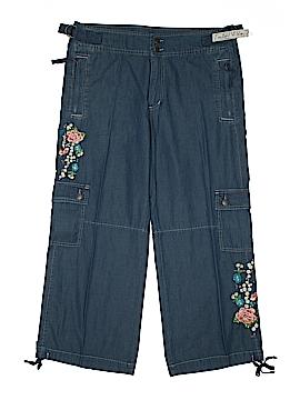 Live A Little Cargo Pants Size 8