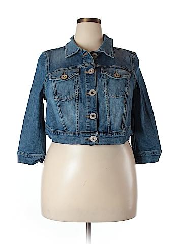 Jalate Denim Jacket Size 3X (Plus)