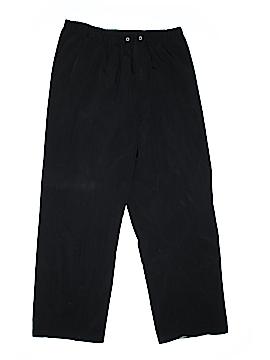 Sag Harbor Active Pants Size L (Petite)
