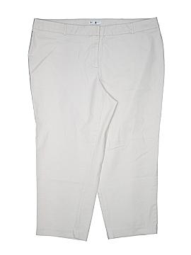 Dalia Collection Khakis Size 18 (Plus)