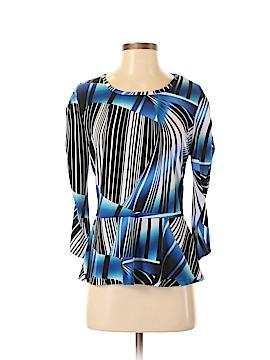 Erin London 3/4 Sleeve Top Size S