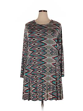 Misa Casual Dress Size 2X (Plus)