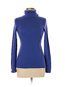 Aqua Cashmere Pullover Sweater Size M