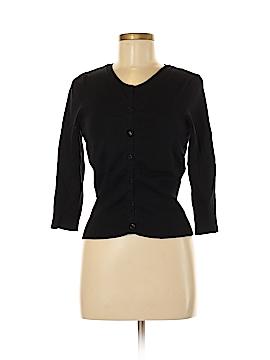 W & B Silk Cardigan Size M